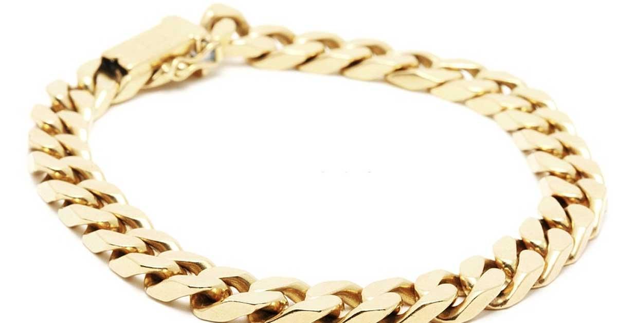 Altın Zincir Bileklik Bilezik Modelleri